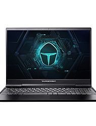 olcso -Thunderobot Laptop jegyzetfüzet 911Air 15.6 hüvelyk IPS Intel i7 i7 8750H 8 GB DDR4 1TB / 128GB SSD GTX1050Ti 4 GB Windows 10