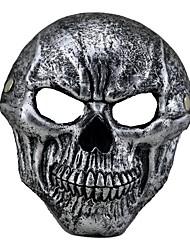 baratos -Máscara Inspirado por Fantasias Fantasias Anime Acessórios para Cosplay Máscara Couro de Poliuretano Trajes da Noite das Bruxas