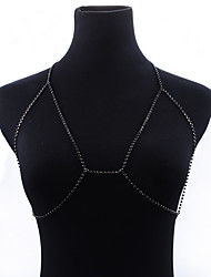 Недорогие -женский европейский / модный сплав / драгоценный камень&хрустальные украшения для тела