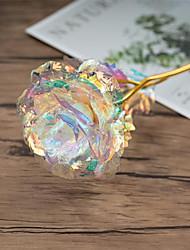 Недорогие -Искусственные Цветы 1 Филиал Классический Роскошь Modern Розы Букеты на стол