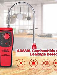 Недорогие -SMART SENSOR AS8800L Газовый утечка Беспроводной
