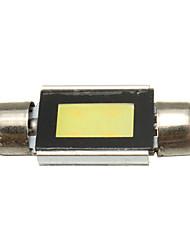 Недорогие -1 шт. 36mm Автомобиль Лампы 4 W COB 300 lm Светодиодная лампа Подсветка для номерного знака / Внутреннее освещение Назначение Универсальный / Volkswagen / Toyota Дженерал Моторс Все года