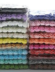 Недорогие -Искусственные цветы Полиэстер Свадебные украшения Свадебные прием / Вечеринка для будущей матери Цветы и растения Все сезоны