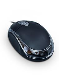 Недорогие -LITBest Mini Проводной USB Бесшумная мышь Светодиодный свет 1000 dpi 2 Регулируемые уровни DPI 3 pcs Ключи