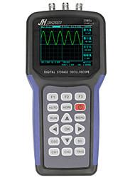 Недорогие -Портативный осциллограф jds2023 с цифровым запоминающим устройством 1 канал 20 мГц Осциллограф Входное соединение переменного / постоянного тока с функцией генератора сигналов