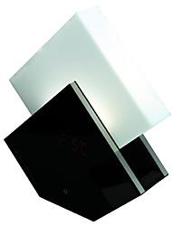 Недорогие -часы термометра brelong показывают прикроватную красочную настольную лампу подъема