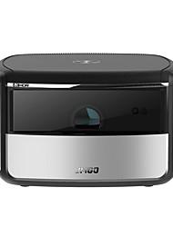 Недорогие -JmGO X3 DLP Проектор для домашних кинотеатров Светодиодная лампа Проектор 1500 lm Поддержка 4K 40-300 дюймовый Экран