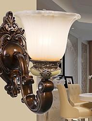 economico -Creativo Retrò / vintage Lampade da parete Camera da letto / Al Coperto Metallo Luce a muro 220-240V 40 W