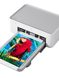 abordables -xiaomi mi home imprimante photo thermique couleur wifi télécommande 300 dpi