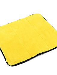 Недорогие -автомойка сушка салфетка мягкая двусторонняя микрофибра чистящее полотенце многофункциональный