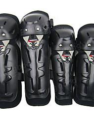 abordables -Vêtements de moto Gilets pour Unisexe Carcasse de plastique Toutes les Saisons Protection