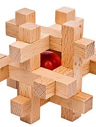 Недорогие -Кубики-головоломки Деревянные пазлы Головоломки профессиональный уровень Скорость деревянный 12pcs Классический и неустаревающий Мальчики
