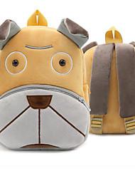 povoljno -Dječaci Torbe sintetički Školska torba Patent-zatvarač Životinja Braon