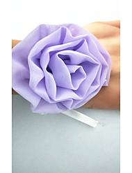baratos -Bouquets de Noiva Decorações Casamento / Festa Organza 0-10 cm
