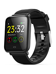 Недорогие -Q9 Smart Watch BT Поддержка фитнес-трекер уведомлять / пульсометр спортивные умные часы, совместимые с iphone / Samsung / Android телефонов