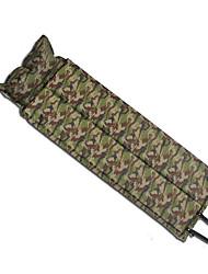 Недорогие -WOLF WALKER® Самонадувающийся спальный коврик Надувной матрас Походные подушки с подушкой Сделай это двойным На открытом воздухе Походы Легкость Дожденепроницаемый Влагонепроницаемый