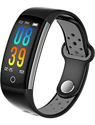 Недорогие -q6 Умный браслет Android iOS Bluetooth Smart Спорт Водонепроницаемый Пульсомер Секундомер Педометр Напоминание о звонке Датчик для отслеживания активности Датчик для отслеживания сна