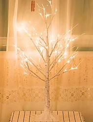 povoljno -1pc LED noćno svjetlo Toplo bijelo LCD napajanja Kreativan <=36 V