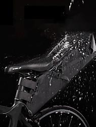 Недорогие -Wheel up 10 L Сумка на бока багажника велосипеда Водонепроницаемость Компактность Пригодно для носки Велосумка/бардачок 600D Ripstop Велосумка/бардачок Велосумка Велосипедный спорт