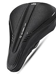 Недорогие -Wheel up Чехол на седло / Подушка Очень широкий Комфорт Толстые губка Велоспорт Шоссейный велосипед Горный велосипед Черный Щепка / черный