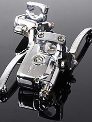 voordelige -Motor Koppelingsremhendel Verstelbaar Aluminium legering 1 stuk (rechts) Voor Alle Modellen Alle jaren