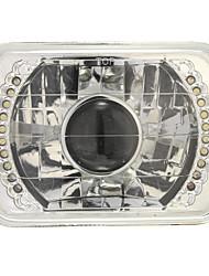 זול -חלק 1 חיבור חוט מכונית נורות תאורה 0.4 W 20 LED פנס ראש עבור אוניברסלי / Volkswagen / Toyota כל הדגמים כל השנים