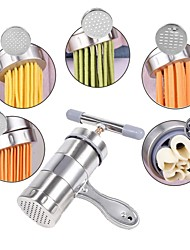 cheap -Steel Stainless Cooking Tool Sets Pasta Tools Tools Multifunction Kitchen Utensils Tools Vegetable Cooking Utensils Noodles 1pc
