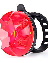 Недорогие -Светодиодная лампа Велосипедные фары Задняя подсветка на велосипед огни безопасности задние фонари Горные велосипеды Велоспорт USB Супер яркий Простота транспортировки