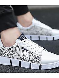 povoljno -Muškarci Udobne cipele Platno Proljeće Sneakers Obala / Crn
