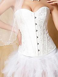 ieftine -Personalizat Mărgele Corset Solid Nuntă