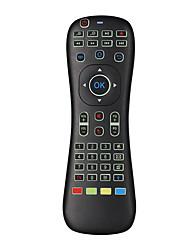 Недорогие -TK628 Air Mouse / Клавиатура / Дистанционное управление Мини Беспроводной 2,4 ГГц беспроводной Air Mouse / Клавиатура / Дистанционное управление Назначение Linux / iOS / Android