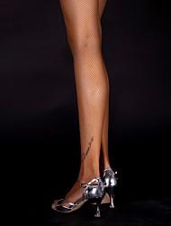 ราคาถูก -ชุดเต้นละติน สำหรับผู้หญิง Performance POLY ถุงเท้า