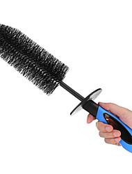 Недорогие -авто авто втулки колеса обода колеса скраб щетка для очистки пыли для мытья чистых инструментов