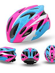 Недорогие -BAT FOX Взрослые Мотоциклетный шлем / BMX Шлем 18 Вентиляционные клапаны Легкий вес, Формованный с цельной оболочкой ESP+PC Виды спорта На открытом воздухе / Велосипедный спорт / Велоспорт / Мотоцикл
