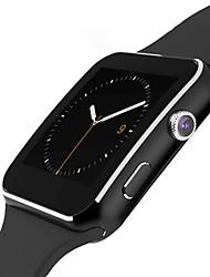 Недорогие -Для пары Спортивные часы Кварцевый силиконовый Черный / Белый Bluetooth Пульт управления Цифровой На каждый день Мода - Белый Черный