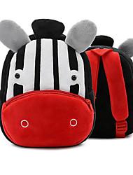 povoljno -Dječaci / Djevojčice Torbe sintetički Školska torba Patent-zatvarač Životinja Bijela / Badem / Crvena