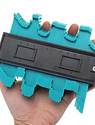 Недорогие -1 шт точный контур измерительный инструмент абс-пластик ржавчины измерительный инструмент многофункциональный датчик мгновенный шаблон