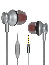 ieftine -langsdom M430 În ureche Cablu Căști Căști / Telefon mobil Cască Cu Microfon Setul cu cască