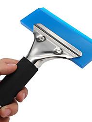 Недорогие -оконная пленка тонировочный инструмент лезвие скребка скребок для воды инструмент с ручкой синий