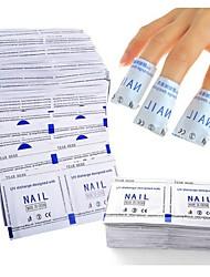 Недорогие -Кусачки для ногтей УФ-гель польский 100 pcs Простой Замочить от Долгое На каждый день Простой Модный дизайн