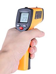 Недорогие -лазерный жк-цифровой инфракрасный термометр измеритель температуры пистолет бесконтактный термометр benetech gm320