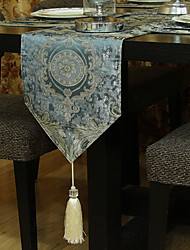 Недорогие -Современный Нетканые Квадратный Настольные дорожки С узором Настольные украшения