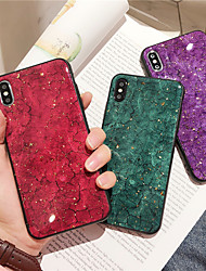cheap -Case For Apple iPhone XR / iPhone XS Max Shockproof / Plating / Glitter Shine Back Cover Glitter Shine Soft TPU / Silicone for iPhone XS / iPhone XR / iPhone XS Max