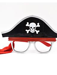 ราคาถูก -ปาร์ตี้ อุปกรณ์พรรค แว่นตาโพร ขอบ พีซี Creative
