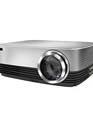 Недорогие -SV-428 ЖК экран Бизнес-проектор / Проектор для домашних кинотеатров / Образовательный проектор Светодиодная лампа Проектор 330 lm Android 7.1 Поддержка 1080P (1920x1080) 30-150 дюймовый Экран