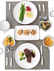 رخيصةأون -1SET مجموعات أواني الطعام أواني الطعام الخزف خلاق