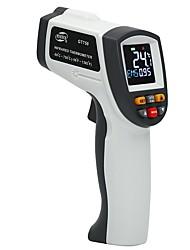 Недорогие -Бесконтактный инфракрасный термометр и цифровой ручной измеритель температуры 121 пирометр цветной ЖК-дисплей с подсветкой -50-750c