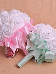 Χαμηλού Κόστους -Ψεύτικα λουλούδια 1 Κλαδί Κλασσικό Γάμος Λουλούδια Γάμου Αιώνια Λουλούδια Λουλούδι για Τραπέζι