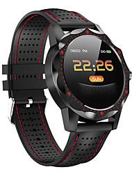 Недорогие -Смарт Часы Цифровой Современный Спортивные силиконовый 30 m Защита от влаги Пульсомер Bluetooth Цифровой На каждый день На открытом воздухе - Черный / Желтый Черный / Белый Черный / Красный