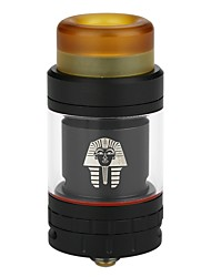 Недорогие -MACAW Pharaoh Mini RTA 1 ед. Распылители пара Vape  Электронная сигарета for Взрослый